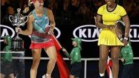 Những kịch bản để Serena Williams giành lại ngôi số một ở Australian Open