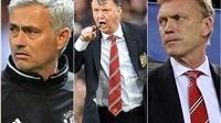 Mourinho, Moyes, Van Gaal: Ai tiêu tiền hiệu quả hơn?