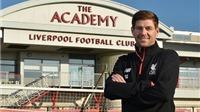Steven Gerrard trở lại Liverpool, tự tin sẽ trở thành Guardiola, Zidane mới