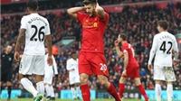 Liverpool thua sốc Swansea, cộng đồng mạng cười nhạo Lovren và... Gerrard