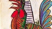 Những con gà đẹp mê hồn trong lịch sử mỹ thuật