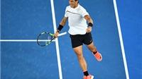 Thắng xuất sắc Raonic, Nadal gặp Dimitrov ở Bán kết