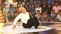 Cụ bà 73 thi 'Thách thức danh hài' để được chồng hầu hạ vào thẳng vòng Gala