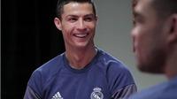 Ronaldo và đồng đội chúc mừng Tết âm lịch cực 'Đặc Biệt'