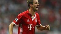 Ancelotti: 'Muller hay hơn Ronaldo và Ibrahimovic'