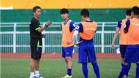 U23 tập buổi đầu tiên: Thầy trò U19 gây ấn tượng mạnh!