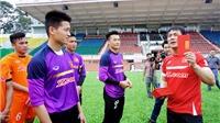 HLV Hữu Thắng: 'U23 Việt Nam có những cầu thủ tài năng vượt xa độ tuổi`