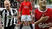 Những huyền thoại của Premier League đáng giá bao nhiêu ở thời nay?