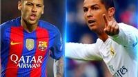 Pele chê kĩ thuật của Ronaldo kém Neymar