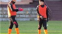 Xuân Trường 'tăng tốc' trong màu áo Gangwon