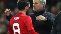 Mourinho CHƯA TỪNG có ý định bán Juan Mata