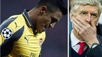 CẬP NHẬT tin tối 20/2: Wenger chỉ trích Sanchez. Eto'o có thể sang Trung Quốc. Alves 'bóc phốt' Barca