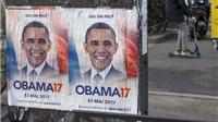 Vận động để ông Obama ra tranh cử... tổng thống Pháp!