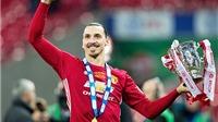 Zlatan Ibrahimovic: Người mang văn hóa chiến thắng đến Man United