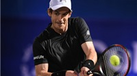 Tennis ngày 3/3: Murray thắng loạt tie-break ác mộng. Sharapova không được đặc cách