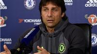 Conte hối hận vì không đến Chelsea sớm hơn
