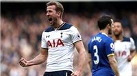 Harry Kane lập cú đúp, Tottenham phả hơi nóng vào gáy Chelsea