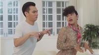 Khắc Việt gây chú ý với loạt ảnh 'bẻ thẳng thành cong'