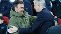 Wenger: 'Hai tuần trước, Luis Enrique là thằng ngu, giờ anh ta là người hùng'