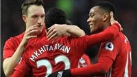 DỰ ĐOÁN: Man United sẽ đứng yên ở vị trí thứ 6 cho đến hết mùa