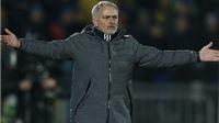 Mourinho tiết lộ điều 'KHÓ KHĂN' nhất khi dẫn dắt Man United