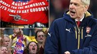 Wenger cảnh báo CĐV: 'Coi chừng bị bọn họ TẨY NÃO!'