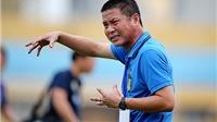 HLV Chu Đình Nghiêm muốn xoá 'tên mới' nhờ AFC Cup