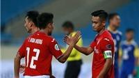 Than Quảng Ninh bại trận sau những sai lầm ngớ ngẩn tại AFC Cup