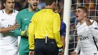PSG 'kiện' trọng tài sau trận thua sốc trước Barca