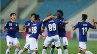 Thắng đậm tại AFC Cup, Hà Nội chặt đứt mạch 6 trận toàn hòa