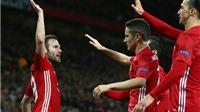 CẬP NHẬT sáng 17/3: Man United vào tứ kết Europa League. Middlesbrough định gây sốc với thầy cũ Chelsea