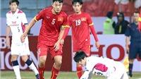 U23 Việt Nam chung bảng đương kim Á quân Hàn Quốc