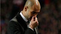 Pep Guardiola: 'Tôi chưa bao giờ hứa hẹn sẽ mang về danh hiệu cho Man City'