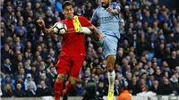 Man City 1-1 Liverpool: Nảy lửa, quyết liệt và phung phí cơ hội