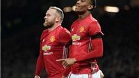 Cuộc đua Top 4 Premier League: Man United thêm hy vọng. Arsenal đang yếu thế