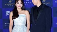 Song Joong Ki và Song Hye Kyo kiếm nhiều tiền số 1 showbiz Hàn