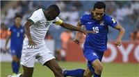 Thái Lan: Ở Đông Nam Á mạnh là thế, World Cup vẫn là giấc mơ xa vời