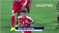 Than Quảng Ninh làm nền cho sao Hàn ở AFC Cup