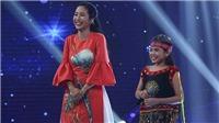 Thần tượng tương lai: Xem cô bé miền Tây xuất thần với ca khúc âm hưởng Tây Nguyên