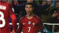 CẬP NHẬT tin sáng 26/3: Hà Lan lâm nguy. Ronaldo đi vào  lịch sử tuyển Bồ. Giroud lập cú đúp