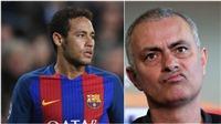 Jose Mourinho CHÍNH THỨC lên tiếng về việc chiêu mộ Neymar