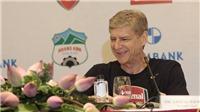 Thực hư vụ bầu Đức đưa HLV Wenger về dẫn dắt ĐTVN