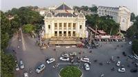 Dẹp quán cà phê, Nhà hát Lớn sắp thành 'công viên mở'