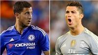Ronaldo đang dần chậm chạp, Real Madrid quyết mua Hazard