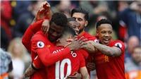 Liverpool 3–1 Everton: Chiến thắng derby, trả giá bằng chấn thương của Mane