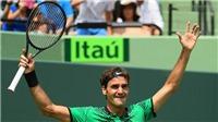 Đánh bại Nadal, Federer tuyên bố nghỉ ngơi, dành sức cho Pháp Mở rộng