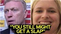 David Moyes dọa TÁT phóng viên nữ của BBC, rồi phải xin lỗi