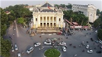 'Công viên mở' Nhà hát Lớn: Cần một quy hoạch xứng tầm