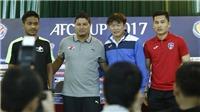 Than Quảng Ninh lộ điểm yếu tại AFC Cup 2017