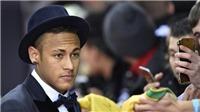 Neymar dẫn đầu cuộc đua giành Quả bóng vàng 2017